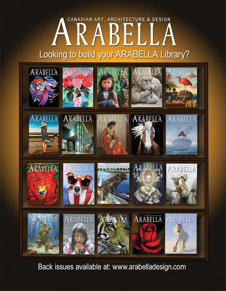 ARABELLA Back Issue orders